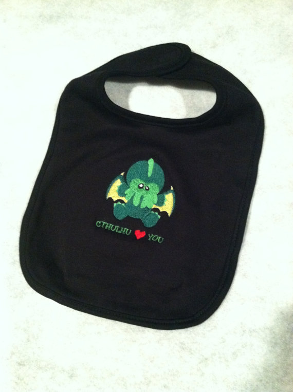Cthulhu baby clothes